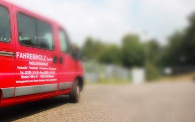 Fahrzeug der Fahrenholz GmbH
